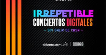 #OCESAIrrepetible – Conciertos Digitales, Sin Salir de Casa