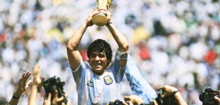 Ad10s Maradona, el día que lo vimos partir