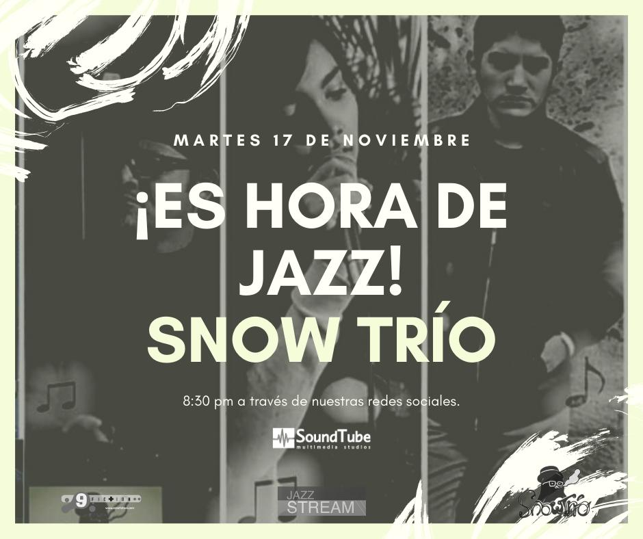 snow trio