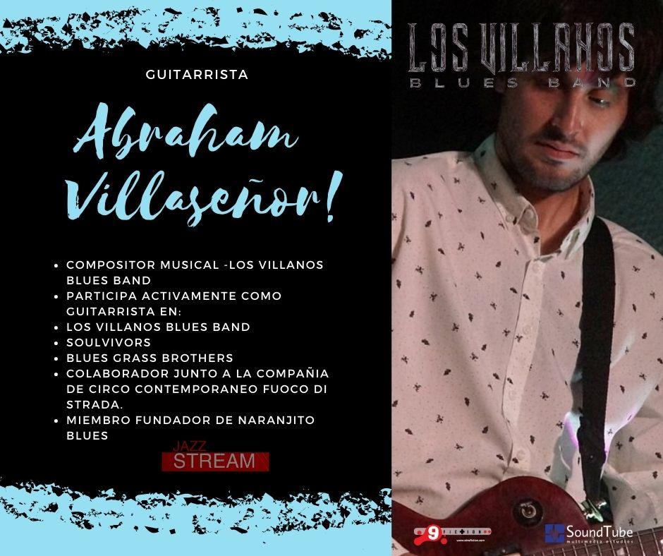 Abraham Villaseñor