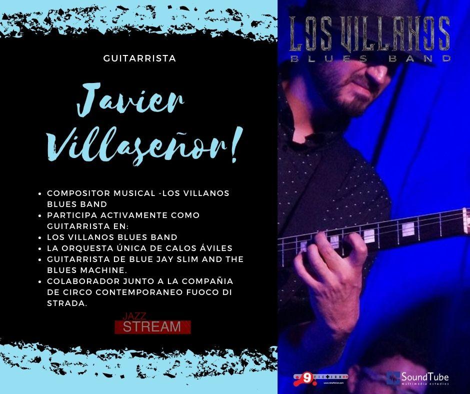 Javier Villaseñor
