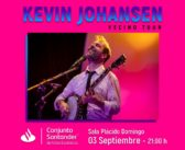 """Regresa Kevin Johansen con su """"Vecino Tour"""" a Guadalajara"""