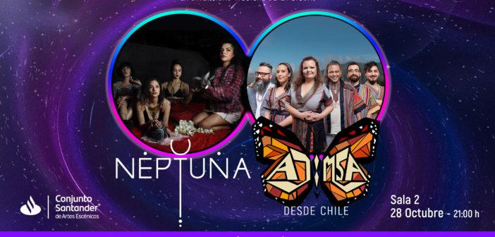 Ajimsa, de Chile a México para Espacio Alternativo